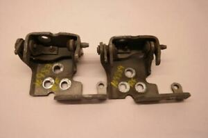 2004 HUMMER H2 RIGHT FRONT HOOD HINGE SET