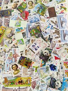 France Neufs Lot 100 timbres en Euros à 0,56 € Affranchissement Sous Faciale