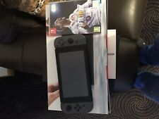 Nintendo Switch 32GB Grey Console (with Grey Joy-Controller) with FIFA 18