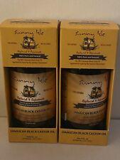 Sunny Isle™ 100% Pure Jamaican Black Castor Oil 4oz Set (2)