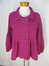 Marc by Marc Jacobs designer double breasted jacket Size Large
