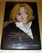 Fullmetal Alchemist: The Movie - Conqueror of Shamballa (DVD) Special Edition