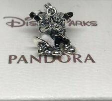 Authentic Disney Pandora DANCING MICKEY and MINNIE Mouse Charm 7501057371846P