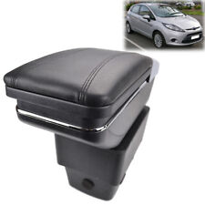 Rotatable For Ford Fiesta 2011-2017 Armrest Storage Arm Rest Box Center Console