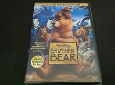 WALT DISNEY BROTHER BEAR  ( DVD ) 2-DISC SPECIAL EDITION