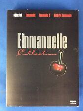 The Emmanuelle Collection (DVD,3-disc) VG-18511-377-016