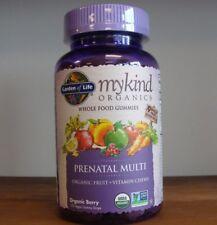 Garden of Life myKind Organics Prenatal Multi Vitamin Organic Berry 120 - GUMMY