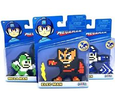 LOT OF 3!! NEW UNOPENED PACKAGING!! Megaman 30th Anniversary: Hyper Bomb, Ice Sl