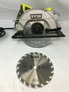 "Ryobi CSB135L 7-1/4"" Circular Saw with Laser BARE TOOL RR470"