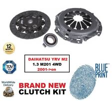 BRAND NEW ADL CLUTCH KIT 3 PIECE for DAIHATSU YRV M2 1.3 M201 4WD 2001-on Estate