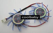 YONG LIN DFC491012H Graphics card cooling fan DC12V 2.4w 2Pin