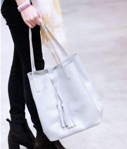 Großer Shopper Citybag 2 in 1 Tasche Vintage Handtasche