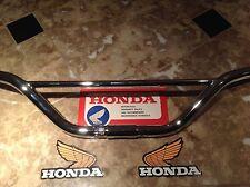 HONDA 1972-1973       SL350 K2   handlebars new  chrome  SL 350