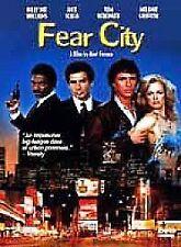Fear City (DVD, 1984), Tom Berenger, Billy Dee Williams, Melanie Griffith