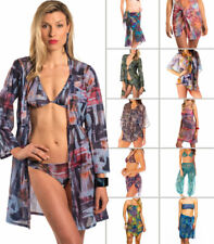 Kiniki Tan Through Cover Up Collection-Beach Dress/Poncho/Sarong/Wrap/Trousers