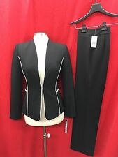 TAHARI BY ARTHUR LEVINE  PANT  SUIT/SIZE 4/NEW WITH TAG/LINED/RETAIL$280