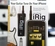 iRig Guitar Interface New For iPhone, iPod Touch and iPad