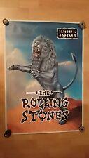 Rolling Stones - Bridges To Babylon Tour 1997/98 -Konzertplakat -Tourposter Rare