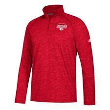Louisville Cardinals NCAA Adidas Men's Total Commitment Red Fleece