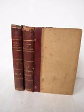 Tales of a Grandfather - Volumes 1 & 2 only of a three vol. set - 1831