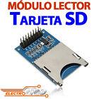Modulo lector tarjeta SD card module arduino pic lc studio