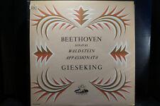 Beethoven - Sonatas Waldstein & Appassionata / Gieseking