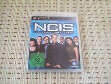 NCIS Basierend auf der TV-Serie für Playstation 3 PS3 PS 3 *OVP*