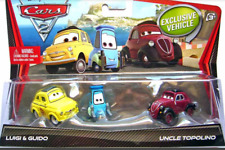 Voiture Disney Pixar Cars Luigi Guido Uncle Topolino