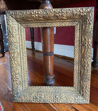 Antique Aesthetic Eastlake Victorian Ornate Picture Frame holds 8 x 10