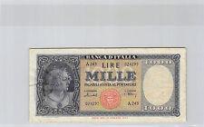 ITALIE 1000 LIRE 11.2.1949 A.243 N° 024295 PICK 88b