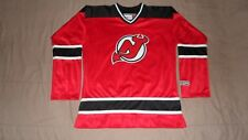 New Jersey Devils Red CCM For Her Women's Size Large NHL Hockey Jersey