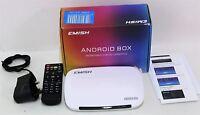 EMISH X700 Mini PC TV Quad Core Android 4.4 Full HD 1080P Smart Box HDMI Set