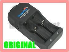 Trustfire Charger TR-006 3.0v 4.2v 16340 18650 26650 26700 Battery