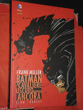 ABSOLUTE-BATMAN-CAVALIERE OSCURO COLPISCE ANCORA-ED- VARIANT FRANK MILLER-LION