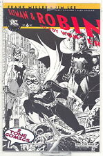 ALL STAR BATMAN & ROBIN # 6 RRP SKETCH EDITION JIM LEE