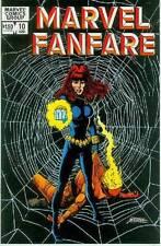 Marvel Fanfare # 10: Black Widow (George Perez) (Estados Unidos, 1983)