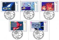 BRD 1999: Der Kosmos! Wohlfahrtmarken Nr 2077-2081! Stempel von Berlin! 1A! 1711