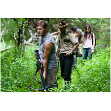 Norman Reedus in The Walking Dead as Daryl Actors in Forest 8 x 10 Inch Photo