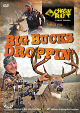 Big Bucks Droppin by Chasin the Rut Whitetail Deer hunting DVD Video #SW9271