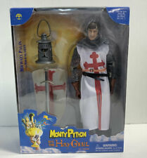 "SIR GALAHAD 12"" FIGURE MONTY PYTHON & THE HOLY GRAIL SEALED SIDESHOW 2001"