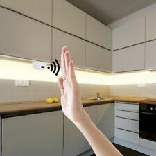 Hand Wave Led Strip Hand Sensor Control Kitchen Wardrobe Palm Scan Lighting