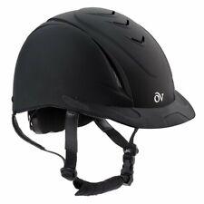 Ovation Deluxe Schooler Helmet Small/Medium Black