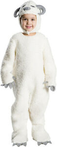 Wampa Star Wars Classic Plush Boys Infant Toddler Deluxe Halloween Costume