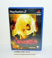 JEU PS2 COMPLET DEVIL MAY CRY 3 SPECIAL EDITION