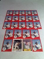*****Jeff Hooper*****  Lot of 23 cards.....3 DIFFERENT