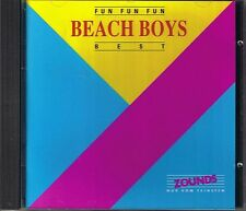 Beach Boys, The Fun Fun Fun (Best of) Zounds CD RAR OOP