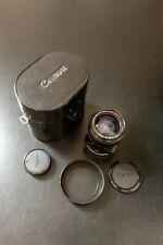 Canon TS-E 35mm f/2.8 FD Tilt Shift Lens