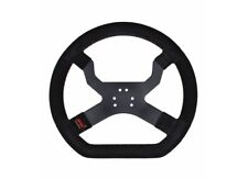 Otk Aim Mychron 5 Volante Nero 6 Fissaggio a Vite per Otk Tony Kart Go Kart