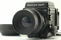 [Top MINT] Mamiya RB67 Pro SD KL 90mm F3.5 Lens 6x8 Motor Film Back From JAPAN