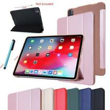 Smart TPU Back Stand Leather Case Shockproof Cover For iPad Pro 11.0 Inch 2020